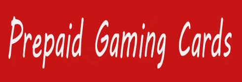 Prepaid Gaming/Gift Card/Tickets